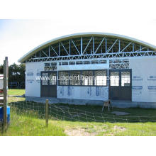 New Caledonia Light Gauge Steel Prefabricated Building