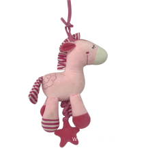 Plush Horse With Musical