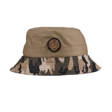 Custom made camouflage free pattern children bucket hat