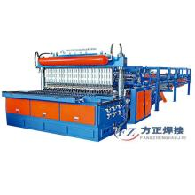 Hot Sale for Industrial Mesh Welding Machine, Wire Mesh Machine, Schlatter Welding Machine from China Manufacturer Galvanized Garden Fence Wire Mesh Machine export to Netherlands Antilles Manufacturer