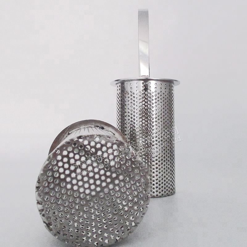 Stainless-steel-filter-basket-strainer-oil-filter