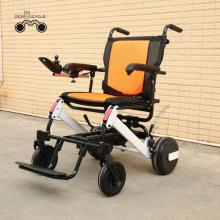 Aluminum Alloy Electric  Folding Wheelchair