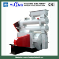 YULONG HKJ250 animal feed ring die pellet machine for selling