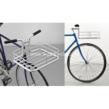 Drop Top Front Bike Basket Bicycle Baskets
