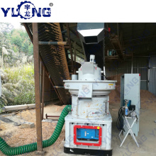 Yulong Xgj560 Biomass Production Machines Pellet Prices