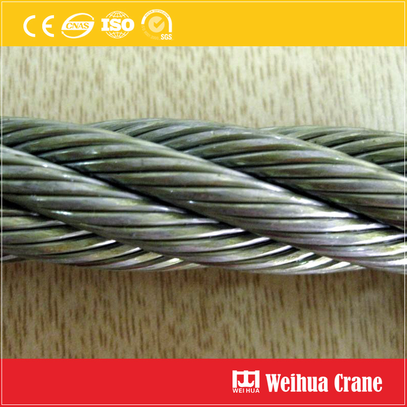 Crane Hoist Wire Rope