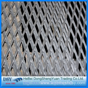 Expanded Stainless Steel Wire Mesh