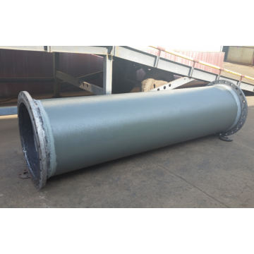DI flanged short pipe