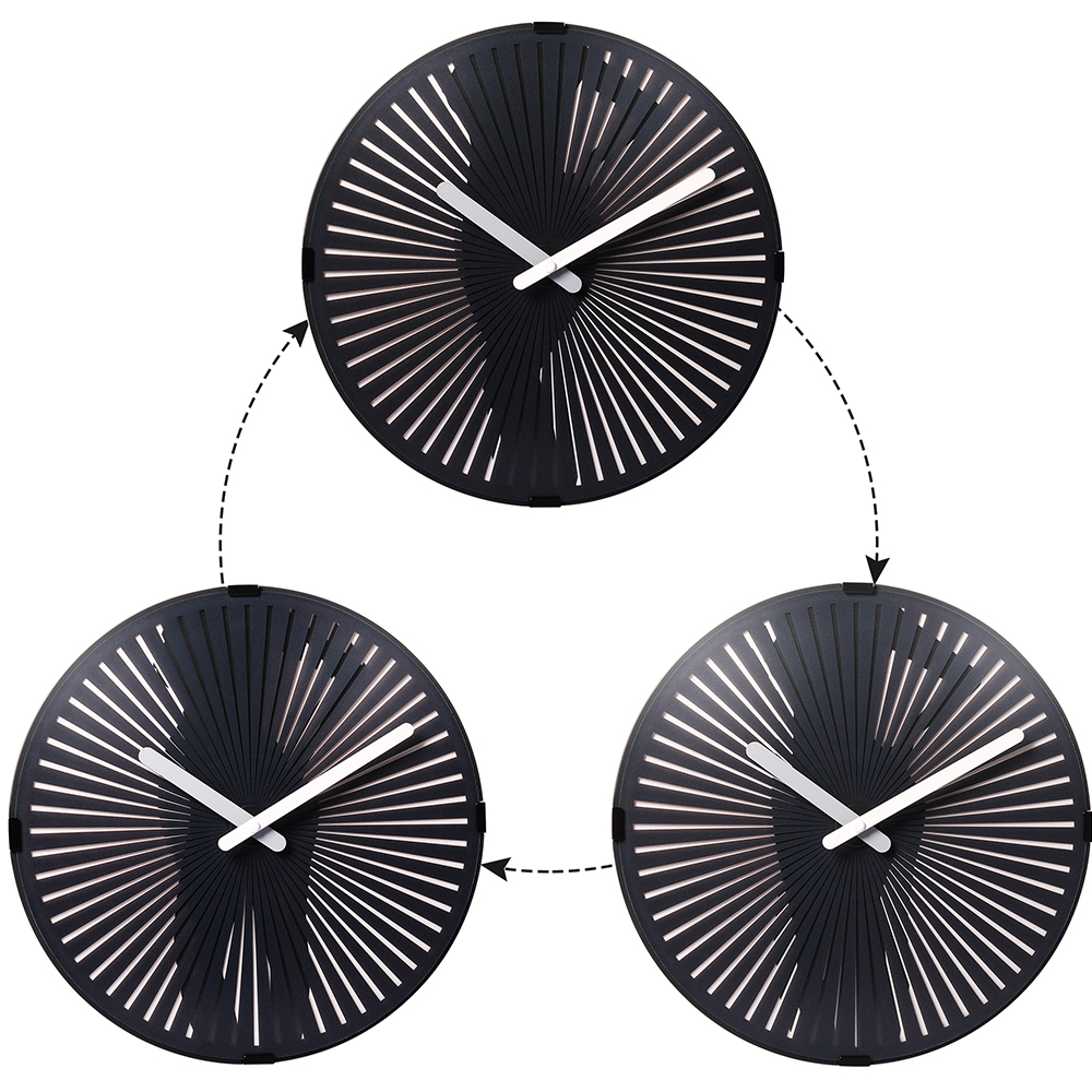 fix a large wall clock