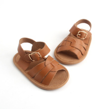 Genuine Leather Boys and Girl Kids Sandals Summer
