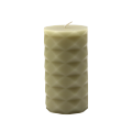 Home Decorative pillar scented Candle in bulk