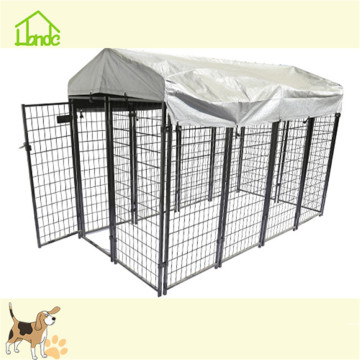 HONDE new design large metal dog run kennels