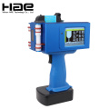 Big Small Character Hand Held Code Printer
