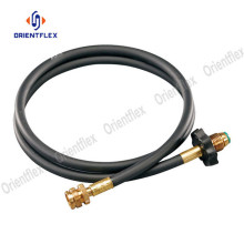 Top for Gas Hose Pipe Flexible natural gas hose propane lpg welding hose supply to Japan Importers