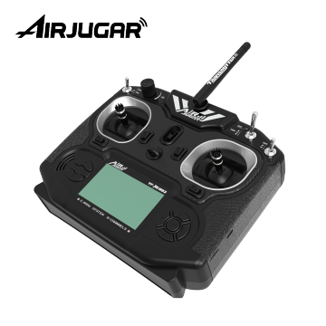 2.4G 6Ch RC Transmitter And Receiver
