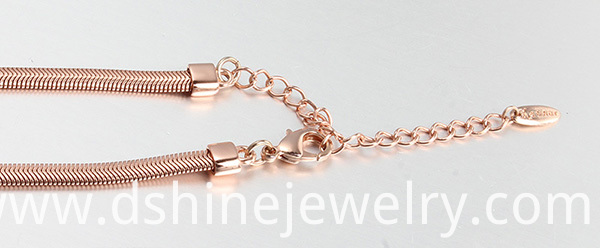 Mesh Chain Artificial Jewellery