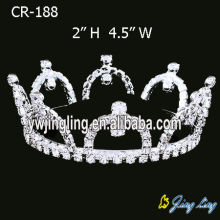Cheap Full Round Crowns Tiaras
