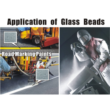 High Strength Grinding Glass Beads