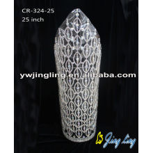 "Factory best selling for China Angel Wing Shape Beauty Pageant Crowns and Tiaras, Glitz King Crowns. 25 "" Royal Wedding Crown Princess Accessories supply to Andorra Factory"