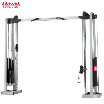 China Cheap price for Exercise Strength Equipment Professional Gym Equipment Cable Crossover Machine export to Spain Factories