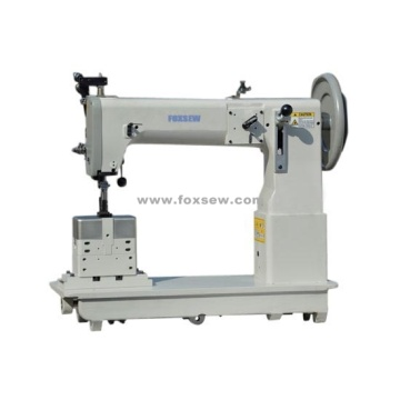 Extra Heavy Duty Post Bed Compound Feed Upholstery Sewing Machine