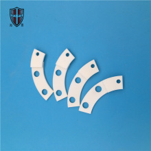99 99.5 alumina ceramic ring structural parts