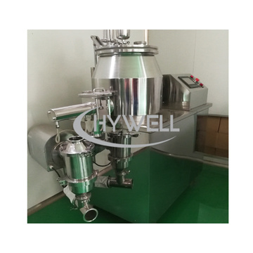 Lab High Speed Mixer Granulator Machine