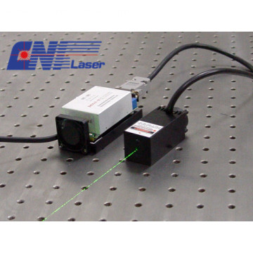 532nm High Power Laser Module For Laser Light Show
