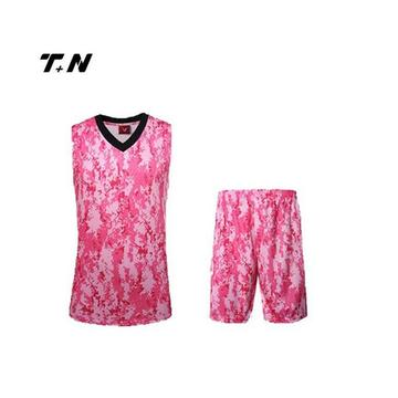 Custom Sublimation Polyester Team Wear Basketball Jerseys