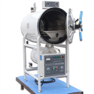 Surgical disinfection horizontal 500 liter autoclave
