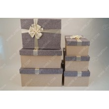 Wholesale Jewelry storage gift box sets