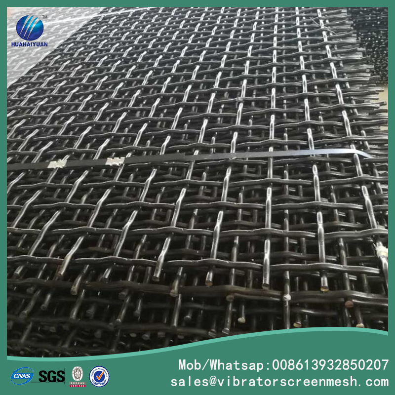 Sand Gravel Mesh For Quarry Vibrating Screen 5