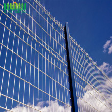 PVC Coated Triangle Bending Fence Panels Of Factroy