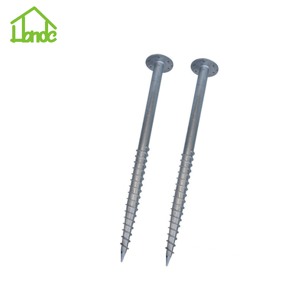 Competitive Price Wholesale Ground Screw