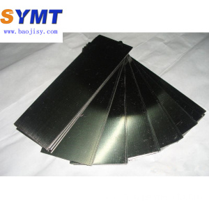 99.95% cleaning molybdenum sheet/plate