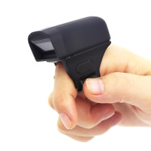 Super Mini Wearable Finger Ring Barcode scanner