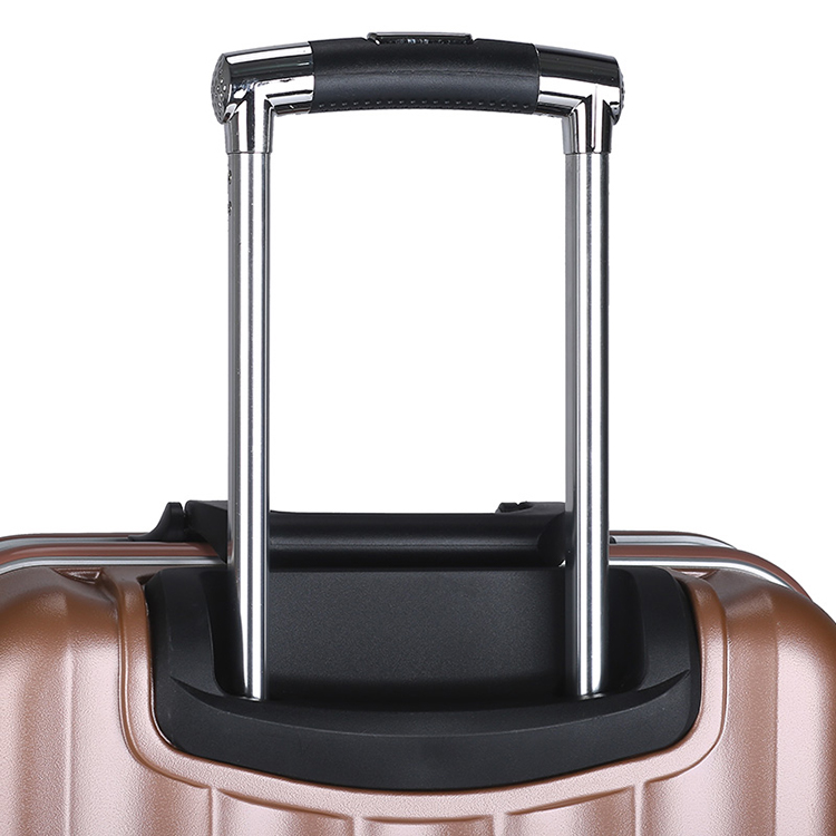 3Expandable cheap abs custom luggage in all sizes