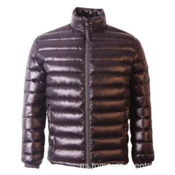 100% Nylon Men 's Down Jacket