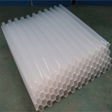 Anti UV PP PVC Inclined Honeycomb Tube Settlers