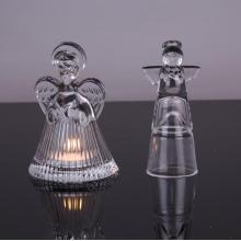 100% Original for Diamond Pendant Pressed Crystal Glass Angel For Wedding Decoration export to Comoros Manufacturers