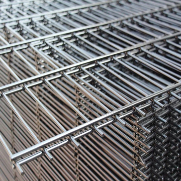 High Security Twin Wire Mesh Fencing