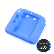 OEM manufacturer custom for 2DS Protective Case Nintendo 2DS Silicone Protective Skin export to Brazil Exporter