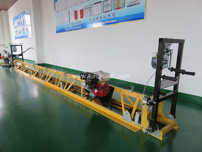 5.5hp Honda Gasoline Concrete Floor Leveling Machine