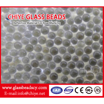 Glass Beads for Grinding Material