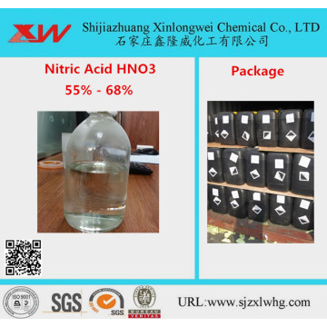 Strong Nitric Acid 50% 55% 60% 68% to 98%