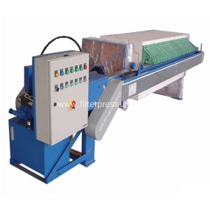 Food Grade Automatic Hydraulic Chamber Membrane Filter Press