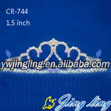 Princess Tiara Hair Jewelry