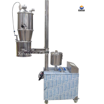 New electric Vacuum conveyor/feeder for powder