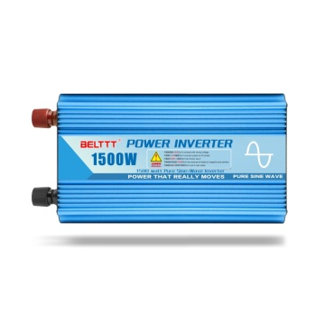 1500 Watt DC to AC Car Power Inverter