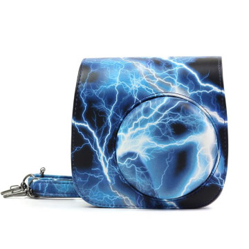 Fashion Lightning Polaroid Camera Bag